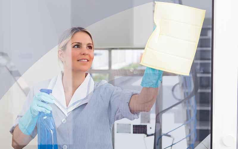 O Serviço de Limpeza no Combate ao Coronavírus